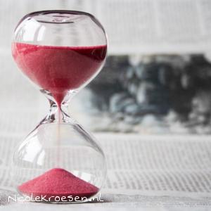 Tijd druk timemanagement