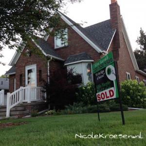 Huis verkopen is net solliciteren